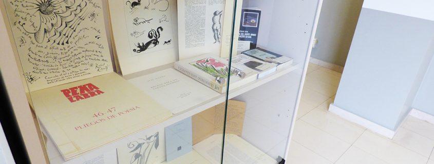 Exposición Trabajos de Poetas en UNED Cantabria