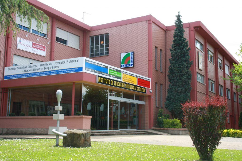 IES Zapatón, Torrelavega. Centro colaborador de UNED Cantabria