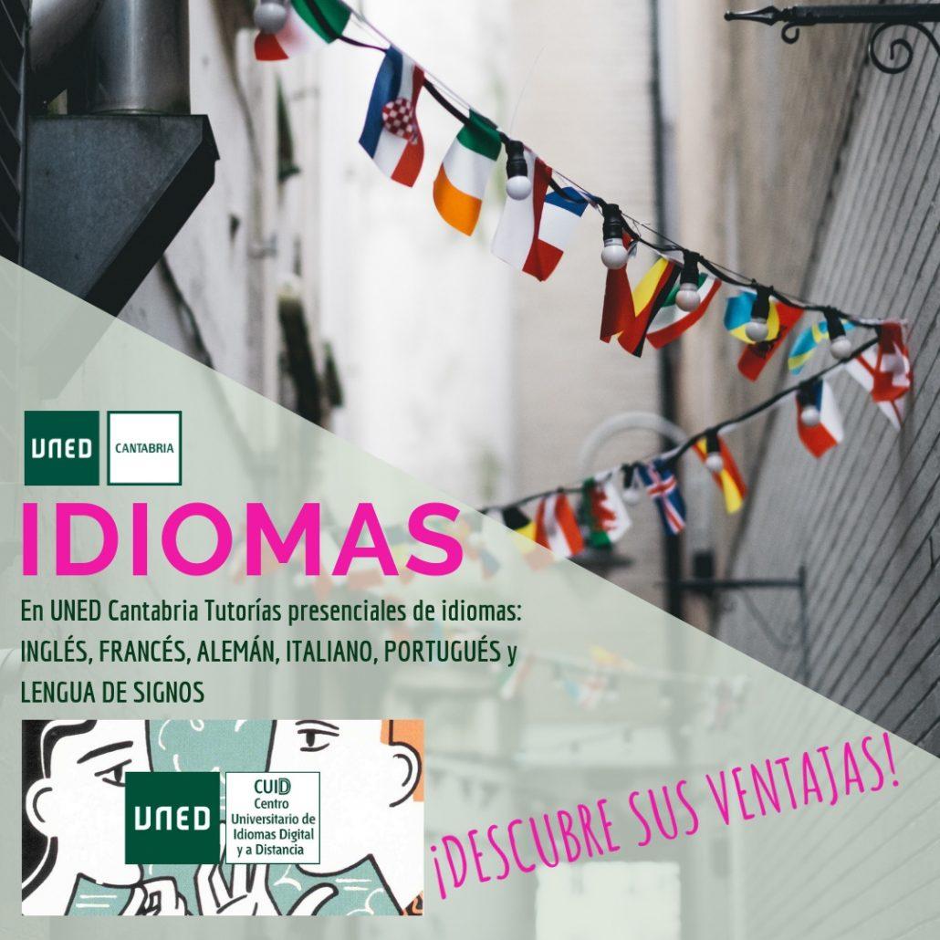 Foto CUID-UNED CANTABRIA-IDIOMAS 2018-2019