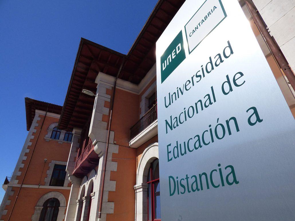 UNED Cantabria en Santander, estudiar Grados, Másteres