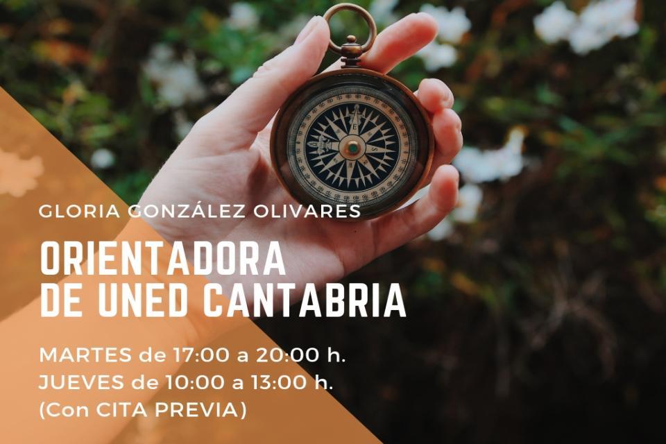 Orientadora UNED Cantabria