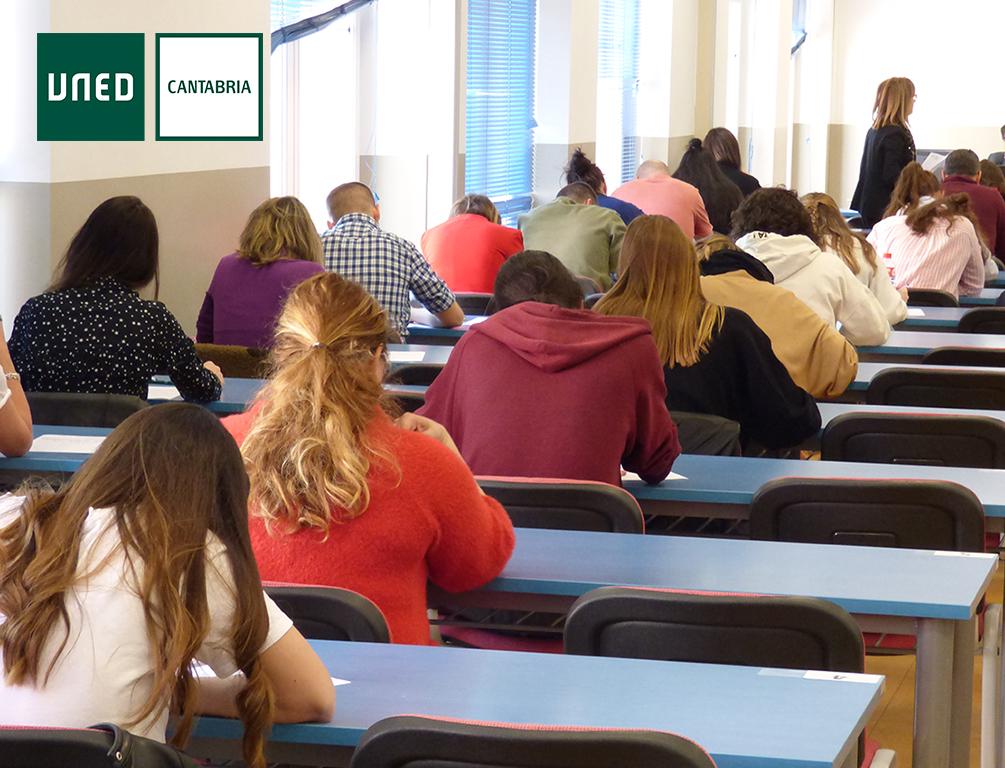Primera semana de exámenes en UNED Cantabria