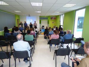 Presentación del Curso de Verano de UNED Cantabria en Colindres