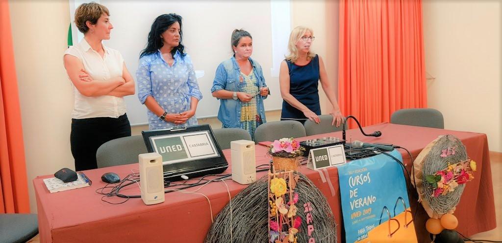 Fin del Curso de Verano de UNED Cantabria sobre educación y género
