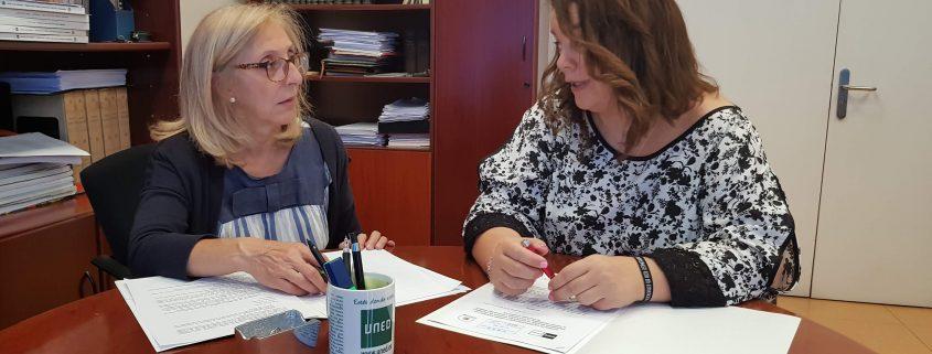COPEESCAN y UNED Cantabria colaborarán en proyectos formativos