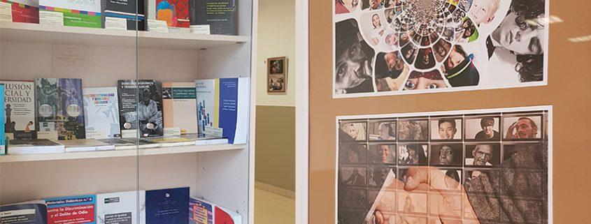 Abierta en UNED Cantabria la exposición sobre Igualdad vs. Discriminación