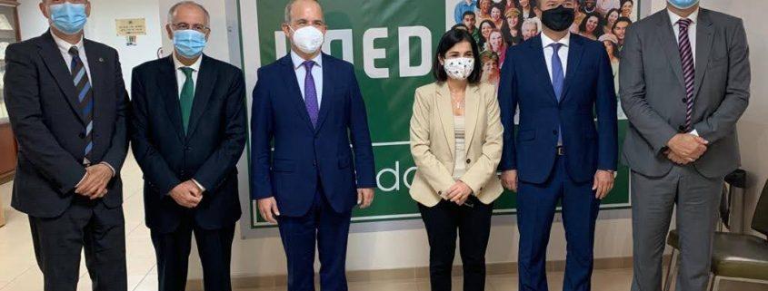 UNED Cantabria, sede de oposiciones de la Administración General del Estado