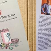 """Presentación del libro: """"12 píldoras de Psicología"""" en UNED Cantabria"""