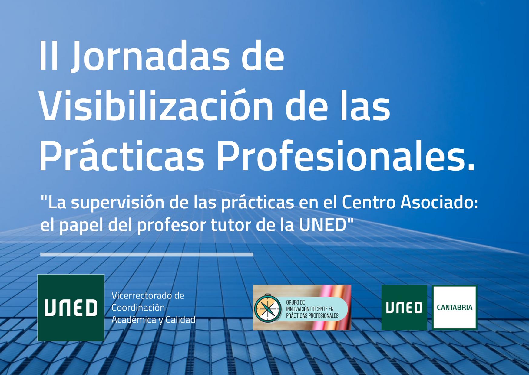 II Jornadas de Visibilización de las Prácticas Profesionales