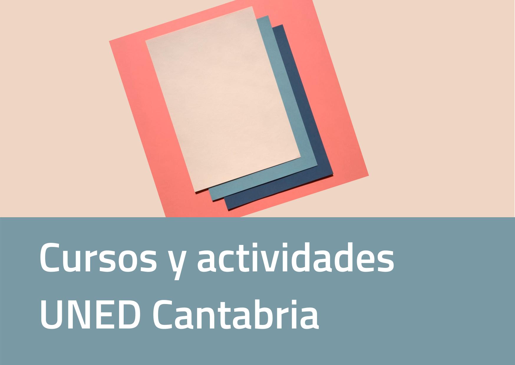 cursos y actividades de uned cantabria