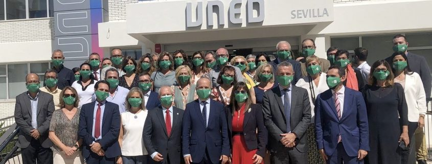 En Sevilla reunión de directores de Centros Asociados de la UNED
