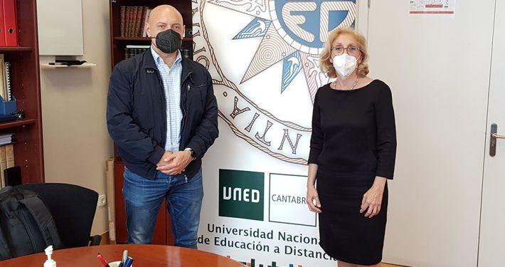La Federación Cántabra de Bolos y UNED Cantabria trabajarán juntos